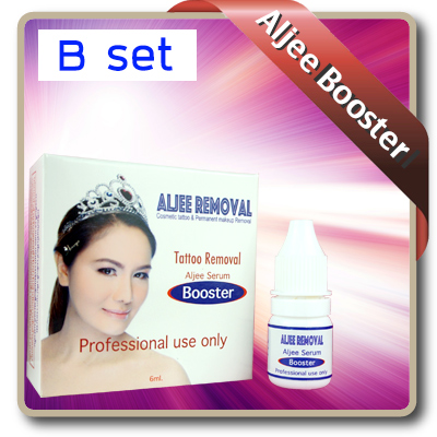 Aljee Booster 6 ml. (Add-on) 3,000THB.